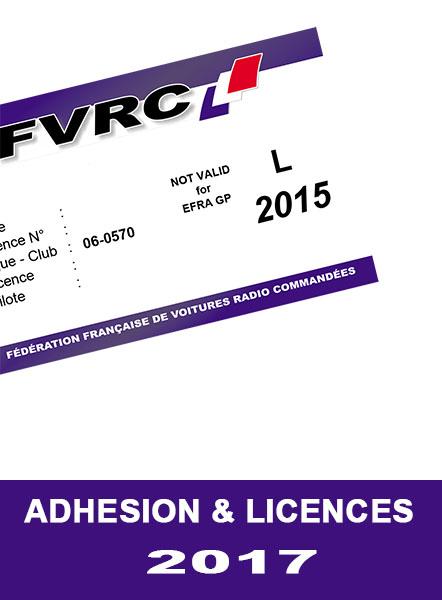 FFVRC - Fédération Française de Voitures Radio Commandées